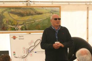 Curborough Sprint School Instructor Talk